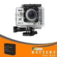 Jual Onix XCOM Action Camera 4K SONY Sensor IMX179 - Ultra HD  Murah