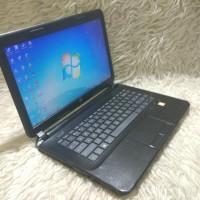 Laptop murah hp 14-D010AU AMD E1 super slim
