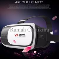 Jual TERBATAS VR Box 2ND Generation Original Google Cardboard PALING MURAH Murah