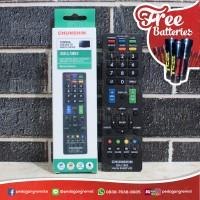 harga Remot/remote Tv Sharp Lcd/led Multi/universal Tokopedia.com