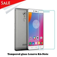 Lenovo K6 Note Screen Protector Tempered Glass