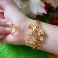 Jual perhiasan xuping set 20/juni Murah