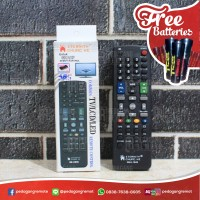 Remot/Remote TV Tabung/LCD/LED Sharp Multi/Universal