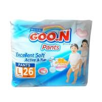 Jual GOON Pants Excellent Soft Pants L26 Murah