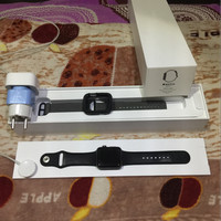 apple watch, iwatch series 2 42mm second full set super mulus murah