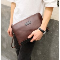 TAS TANGAN/CLUTCH HIGH QUALITY LEATHER IMPORT