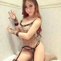 Jual TF Sexy Costume Cosplay | Leopard | Lingerie + Gstring + Acc Murah