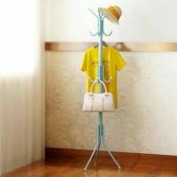 S7 Multifunction Standing Hanger (Portable, irit tempat, modern) A413