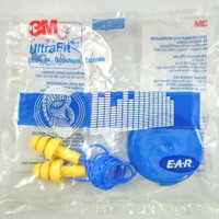 Jual PROMO -- Earplug 3M Ultrafit Ear plug 4002 with casing Murah