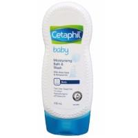Jual Cetaphil Baby Moisturising Bath & Wash 230ml - Perawatan Bayi Murah