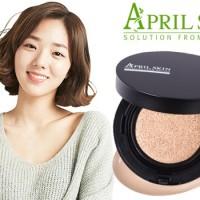 cushion Aprilskin bedak bb cc dd cream foundation Korea ORIGINAL ASLI