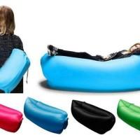 Jual Sofa Angin Air Cushion Air Sofa Bean Bed Lay Bag Kursi malas Murah