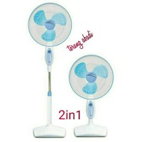 harga Kipas Angin Berdiri (stand Fan) Maspion 2in1 16inc Tokopedia.com