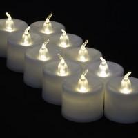 Jual Flameless Led Candle Lilin Led Elektrik Tanpa Api - Tanpa Asap - Aman  Murah