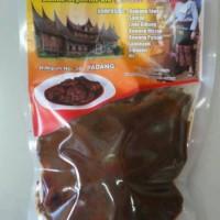 Jual rendang daging christine hakim 500gr Murah