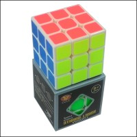 rubik 3x3 yongjun yj rubiks 3x3x3 3 three layer magic cube kubus murah