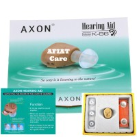 Alat Bantu Dengar K86 ITE On Off Hearing Aid Axon