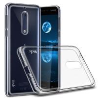 IMAK Stealth Ultra Thin TPU Soft Case for Nokia 5