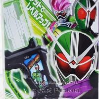 DX Detective Double Gashat Meitantei Gamer Driver Kamen Rider Ex-Aid