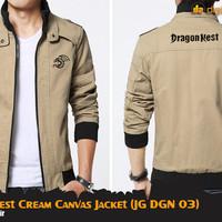 Jaket Game Dragon Nest Canvas (JG DGN 03)