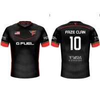 Faze Clan Jersey 2017