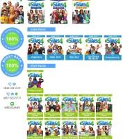 Jual [WINDOWS] - Original The Sims 4 Deluxe + Add On ( EP + GP + SP ) Murah