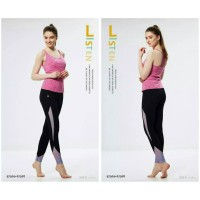 Jual Celana Senam Yoga Pilates Aerobik Denlus DL 67308 Murah