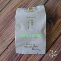 The History of Whoo Seol Whitening & Moisture Glow Cushion Foundation (refill) #23