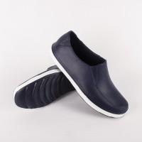 Jual Sepatu Pantofel Karet ATT PS 800 NAVY BLUE  Murah