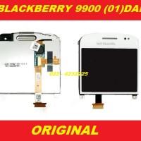 BLACKBERRY BB 9900 DAKOTA 001 LCD + TOUCH WHITE ORIGINAL 701288