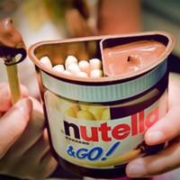 Jual Nutella Go Murah