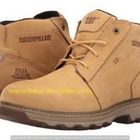 Jual Sepatu Safety Caterpillar Parker ESD ST Honey Reset Original Murah
