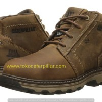 Jual Sepatu Safety Caterpillar Parker ESD ST Dark beige Original Murah