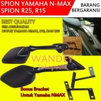 BEST.! Spion YAMAHA NMAX 150 / N-MAX N MAX R 15 R15 R25 R25 250