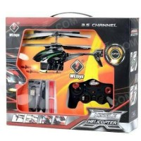 Mainan Helicopter WLToys V398 Missile 3.5 CH Gyro   Rc Helicopter
