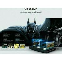 Jual Kacamata 3D VR 6 Inchi Google Cardboard Plastic Virtual Reality Glasse Murah