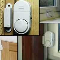 Jual [Buy 1 Get1] Door Window Alarm Jendela Pintu Rumah Alat Pengaman Anti  Murah
