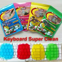 Jual Super Clean Gel Pembersih Debu di Celah Sempit untuk Keyboard Komputer Murah