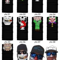 Jual Buff | Bandana | Masker Multifungsi | Topeng | Masker Motor | Mask Murah