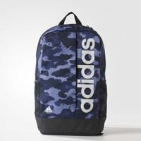 Adidas Linear Performance Backpack Graphic Camo Original