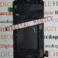 Jual LCD TOUCHSCREEN + FRAME LG K8 K350 Murah