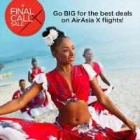 Jual Tiket Pesawat Murah, AirAsia Final Call X Murah