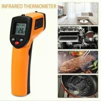 Jual termometer tembak digital laser infrared-thermogun-ukur suhu objek Murah