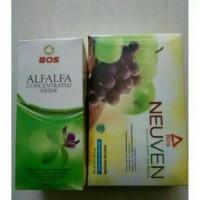 Neuven + Alfalfa paket promil holistic