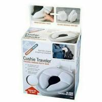 Jual cushie traveler portable potty seat / toilet cover Murah