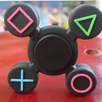 Jual Spinner Play Station Pad high Quality Rubber Murah