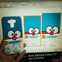 Asus Zenfone 3 Max 5.5 seri ZC553KL Case Custom hp