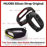 harga Mijobs Silicon Strap Mi Band 2 Oled Smartwatch Silicone Original Tokopedia.com
