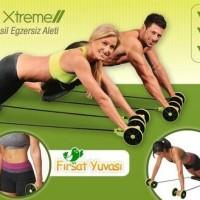 Jual [Murah] Revoflex Xtreme Alat Fitness Portable 5070 Murah