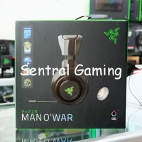 Razer Man o War Wireless Surround Gaming Headset